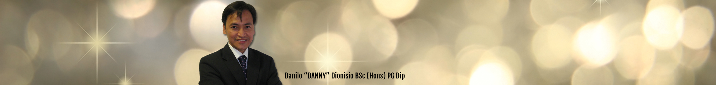 "Danillo ""Danny"" Dionisio BSc (Hons) PG Dip is the owner of the Walk IN Foot Clinic in central London"