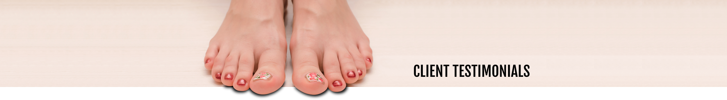 Client review header for the Walk IN Foot Clinic in central London